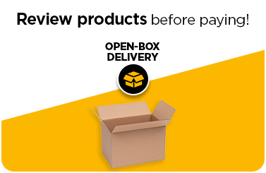 Open Box Delivery