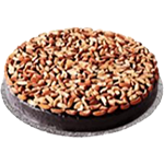 Almond Brownie Cake