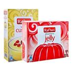 Custard and Jellies